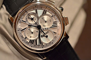 IWC Da Vinci Tourbillon Retrograde Chronograph replica